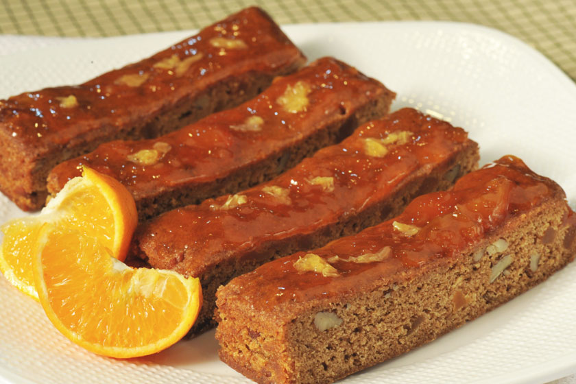 Apricot Wheat Bars