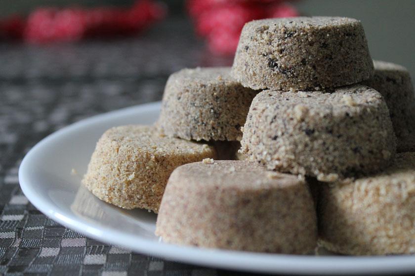 Cookies N' Cream Polvoron