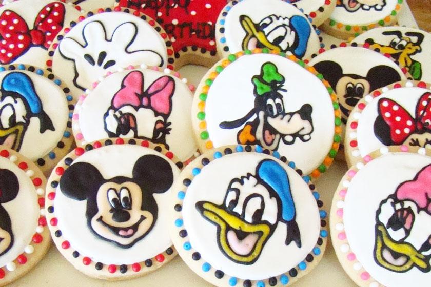 Kiddie Toon Cookies