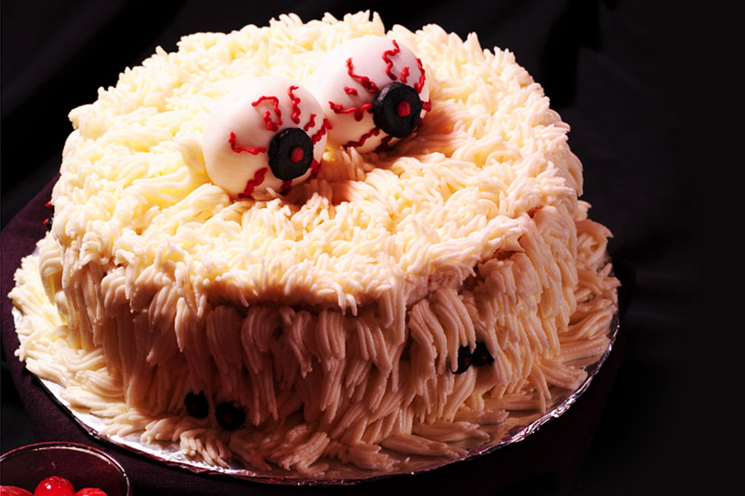 """Eye Can See You"" Cake"