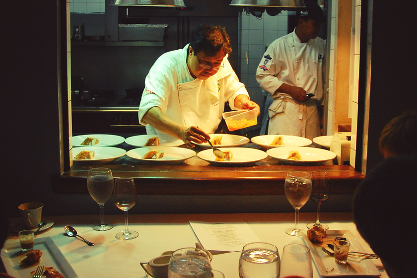 Lolo Dad's Chef Ariel Manuel