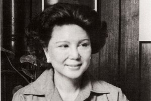 Nora V. Daza — The Great Culinary Icon