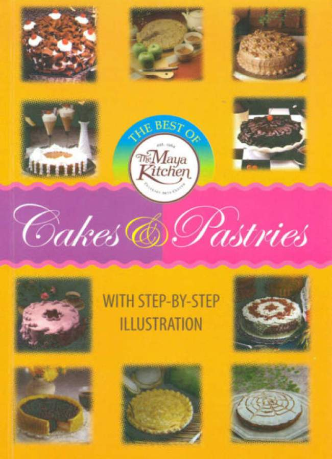 Best of Maya Cakes & Pastries