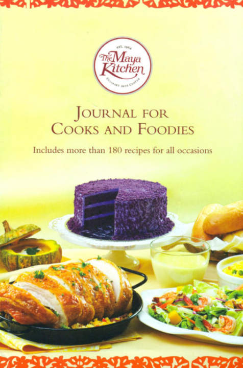 Journal For Cooks & Foodies