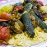 Lamb Couscous with Seven Vegetables