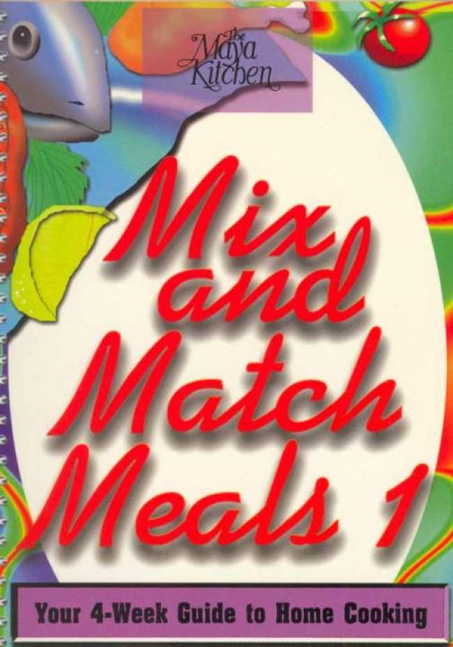 Mix and Match Meals 1