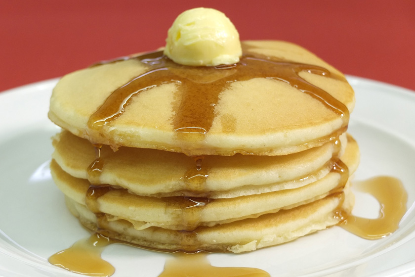 The Right Way to Mix Hotcake Batter