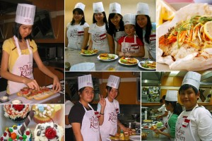 Flavors of the World – A Teen Cooking and Baking Camp