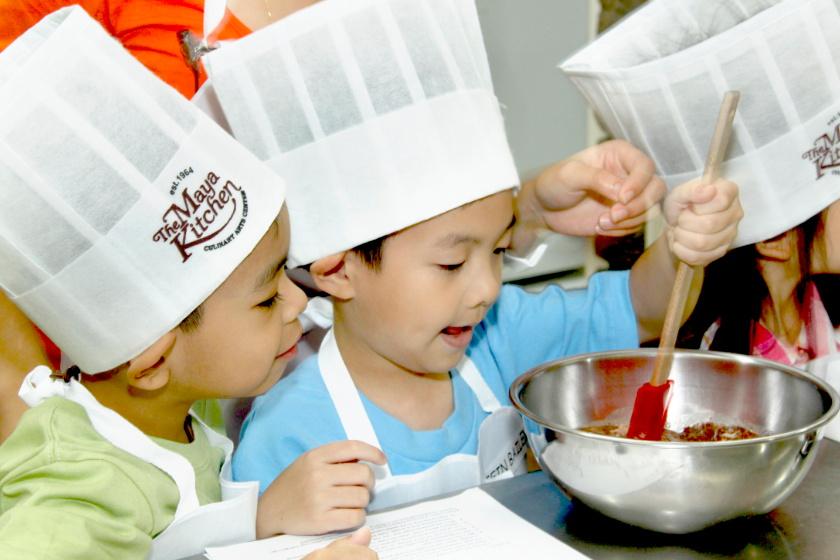 Kids' Kitchen Adventure (Summer 2015)