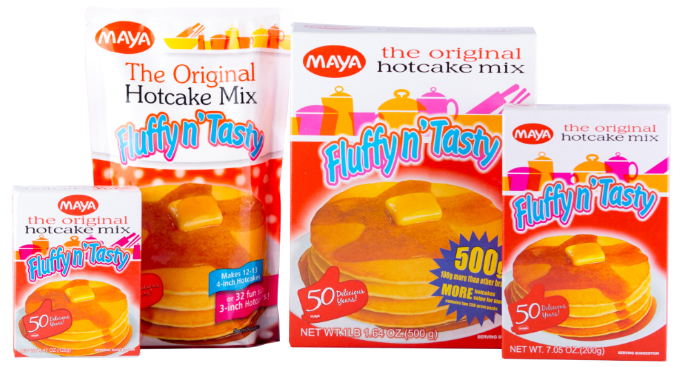 Maya Hotcake Mix
