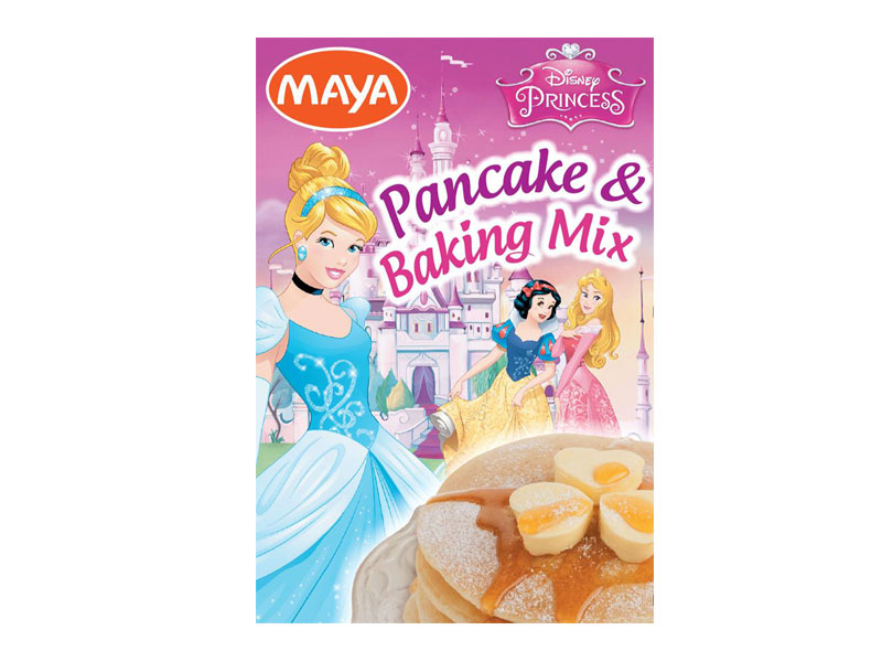 Maya Disney Pancake and Baking Mix Disney Princess