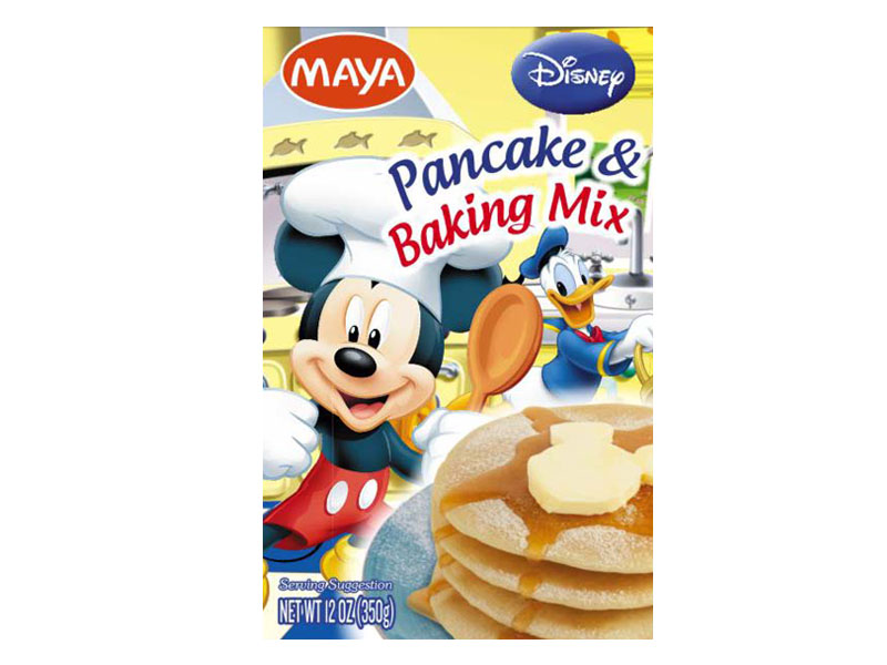 Maya Disney Pancake and Baking Mix Mickey and Friends
