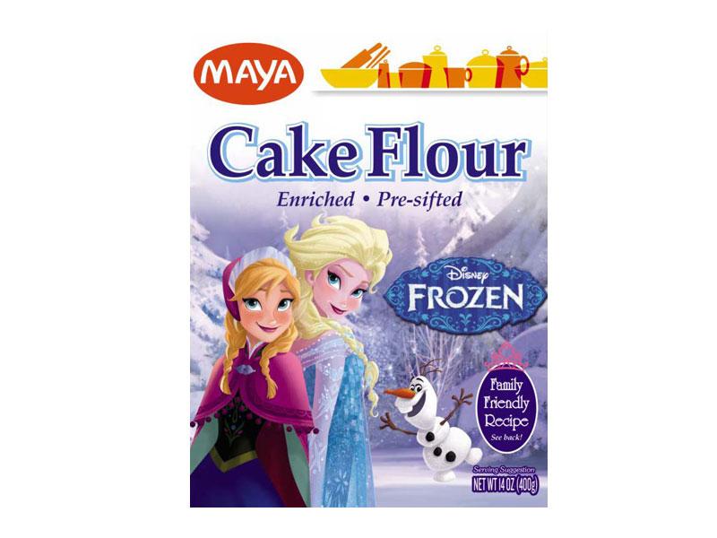 Maya Disney Cake Flour Frozen