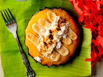 Bibingka de Pastillas Recipe