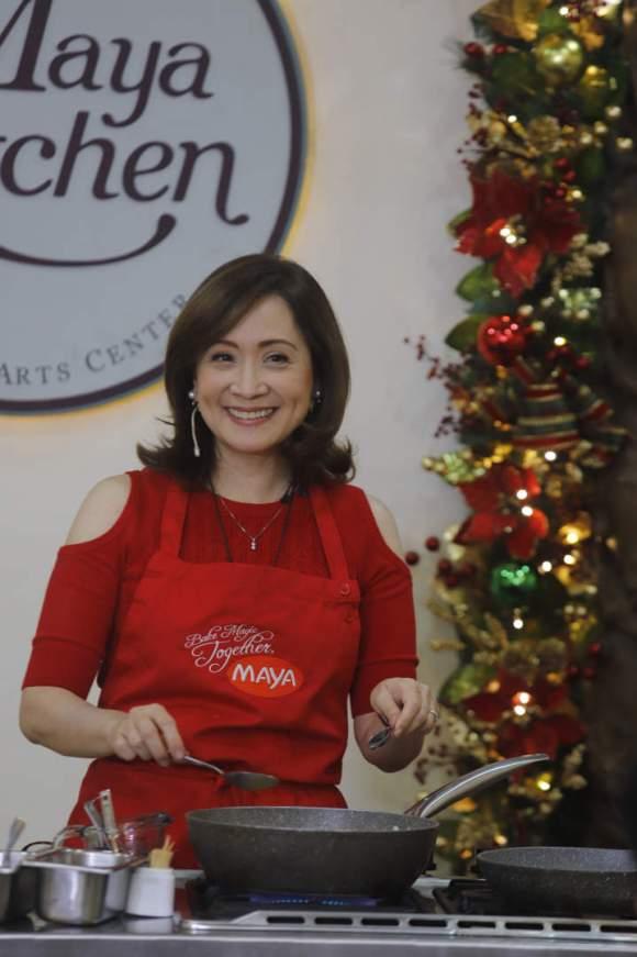 Nina Daza-Puyat Cooking Demo