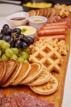 Breakfast Hotcake Board3