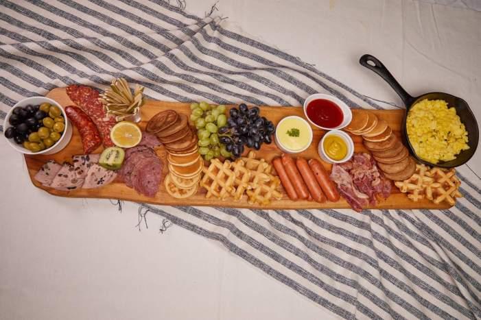 Breakfast Hotcake Board5