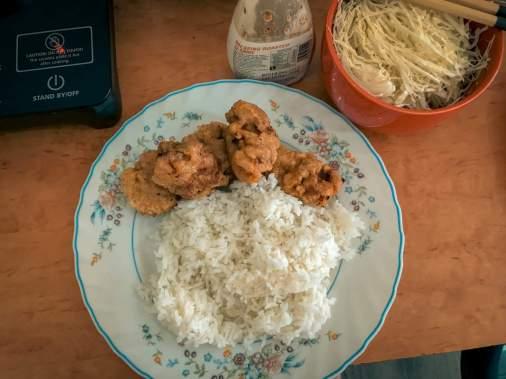Chicken Karaage (2)