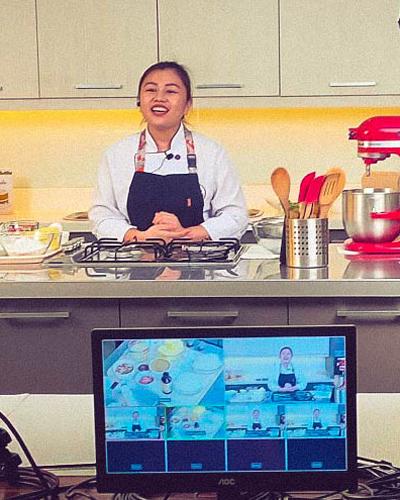Chef Heart Cadiente