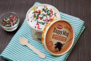Funfetti Caramel Mugcake