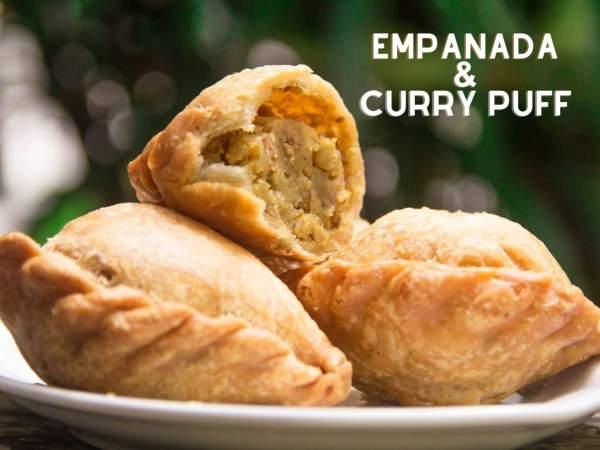Empanada and Curry Puff Class