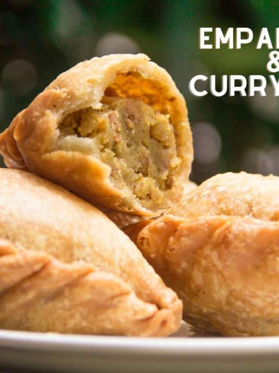 Empanada and Curry Puff Class