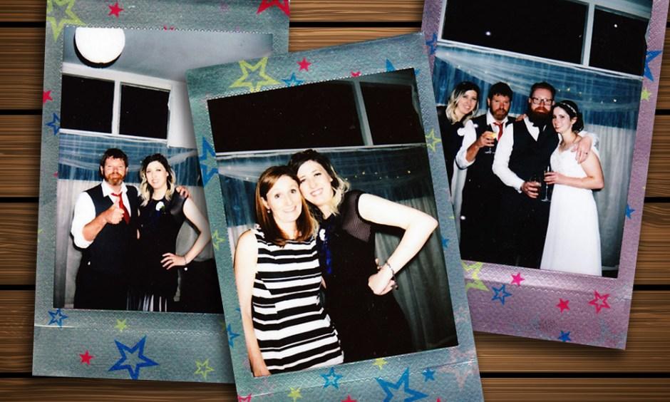 Polaroids and Prosecco