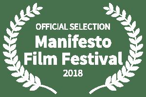 OFFICIAL SELECTION Manifesto Film Festival 2018 Blackonwhite