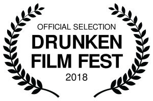 OFFICIALSELECTION DRUNKENFILMFEST 2018blackonwhite