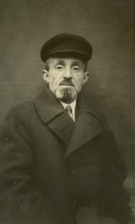 Great Grandfather Tvov