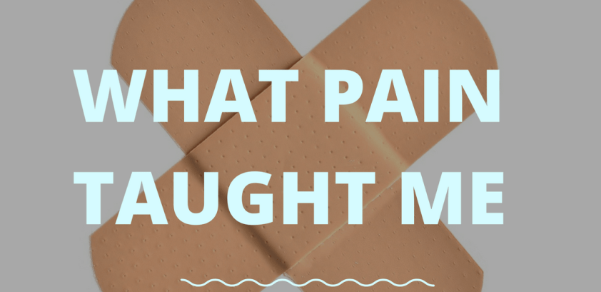 What Pain Taught Me