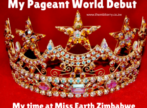 My pageant world debut