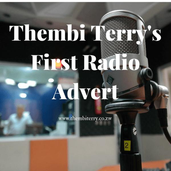 Zulugirl's First Radio Advert