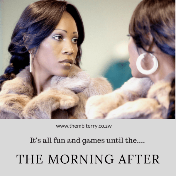 The Morning After…