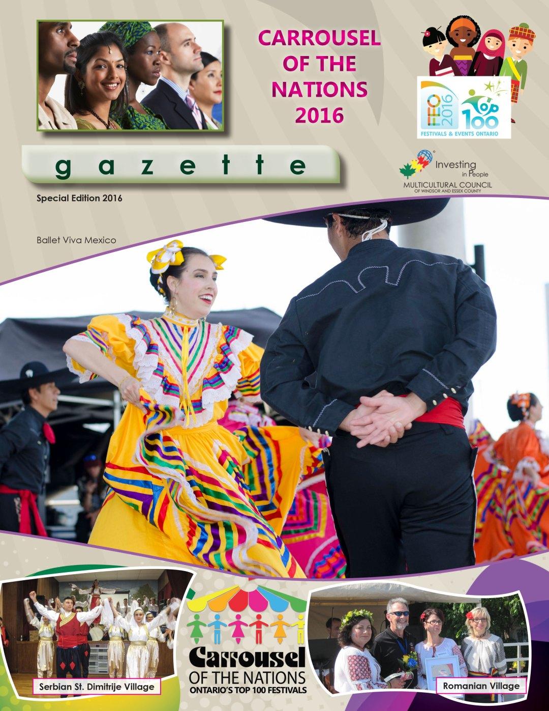 The Gazette - Carrousel Edition 2016