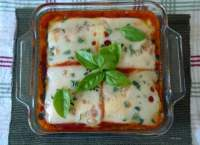 Zucchini Bake with Sausage and Ricotta is a fantastic flavorful recipe addition to any luncheon dinner menu. It's also very budget friendly to make. Pair it with a quick Italian tossed salad and fresh crusty Italian bread you have a wonderful meal.