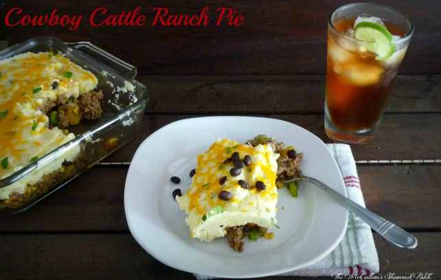 Cowboy Cattle Ranch Pie pin 8