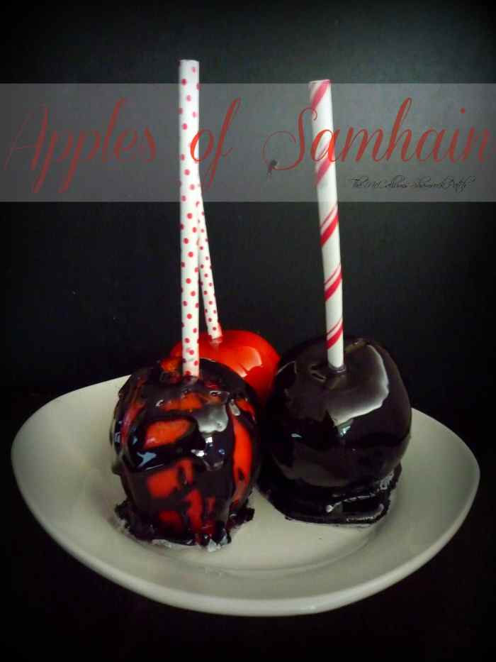Apples of Samhain