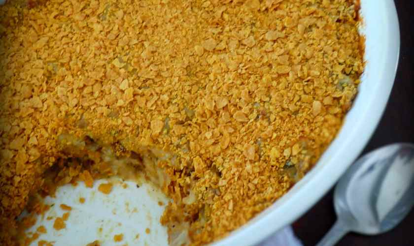Hashbrown Casserole from Scratch