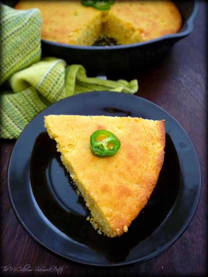 Sweet Southern yellow Cornbread
