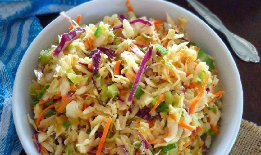 Southern Style Coleslaw