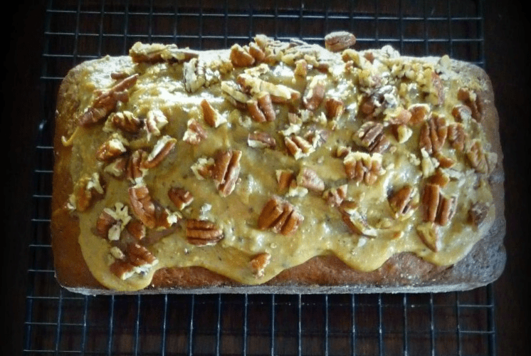 Southern-Style Banana Pecan Bread