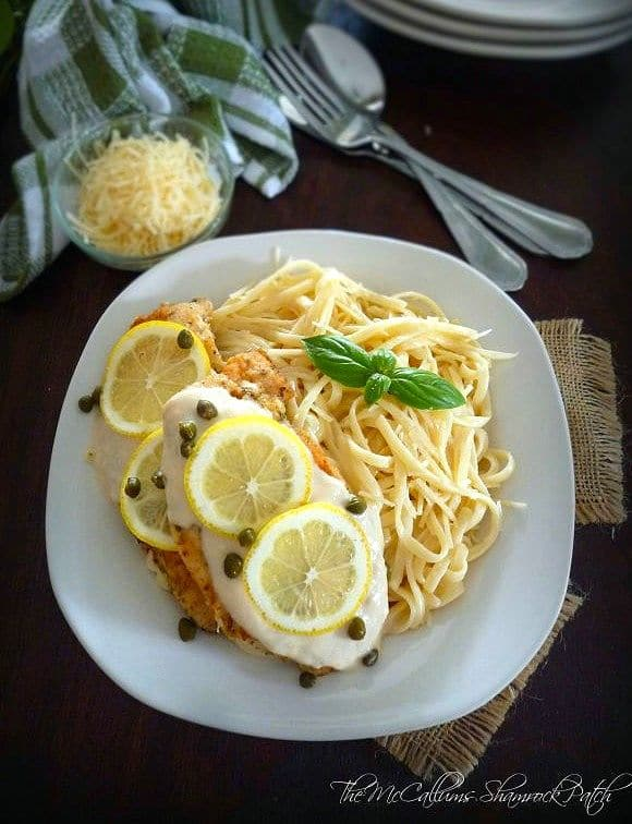 creamy-lemon-chicken-cutlets-with-fettuccine-1