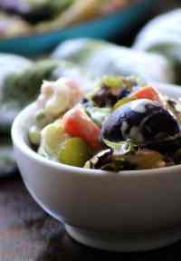 Purple Potato Salad Recipe
