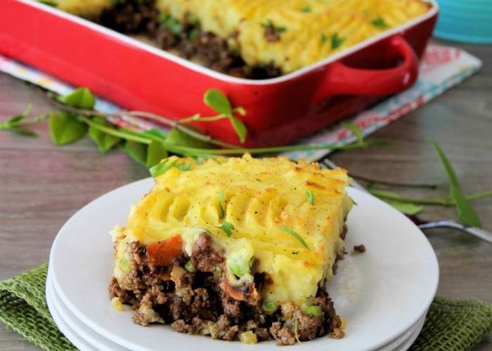 Shepherd's Pie – Cottage Pie