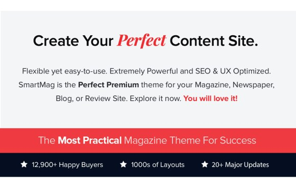 Best WordPress Magazine, Newspaper, Blog WordPress Theme