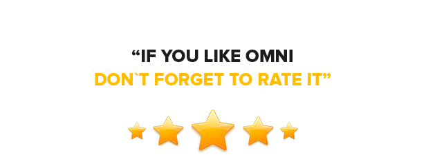 If You Like Omni Don`t Forget to Rate it