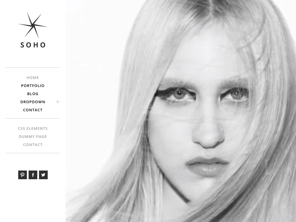 Soho WordPress Theme