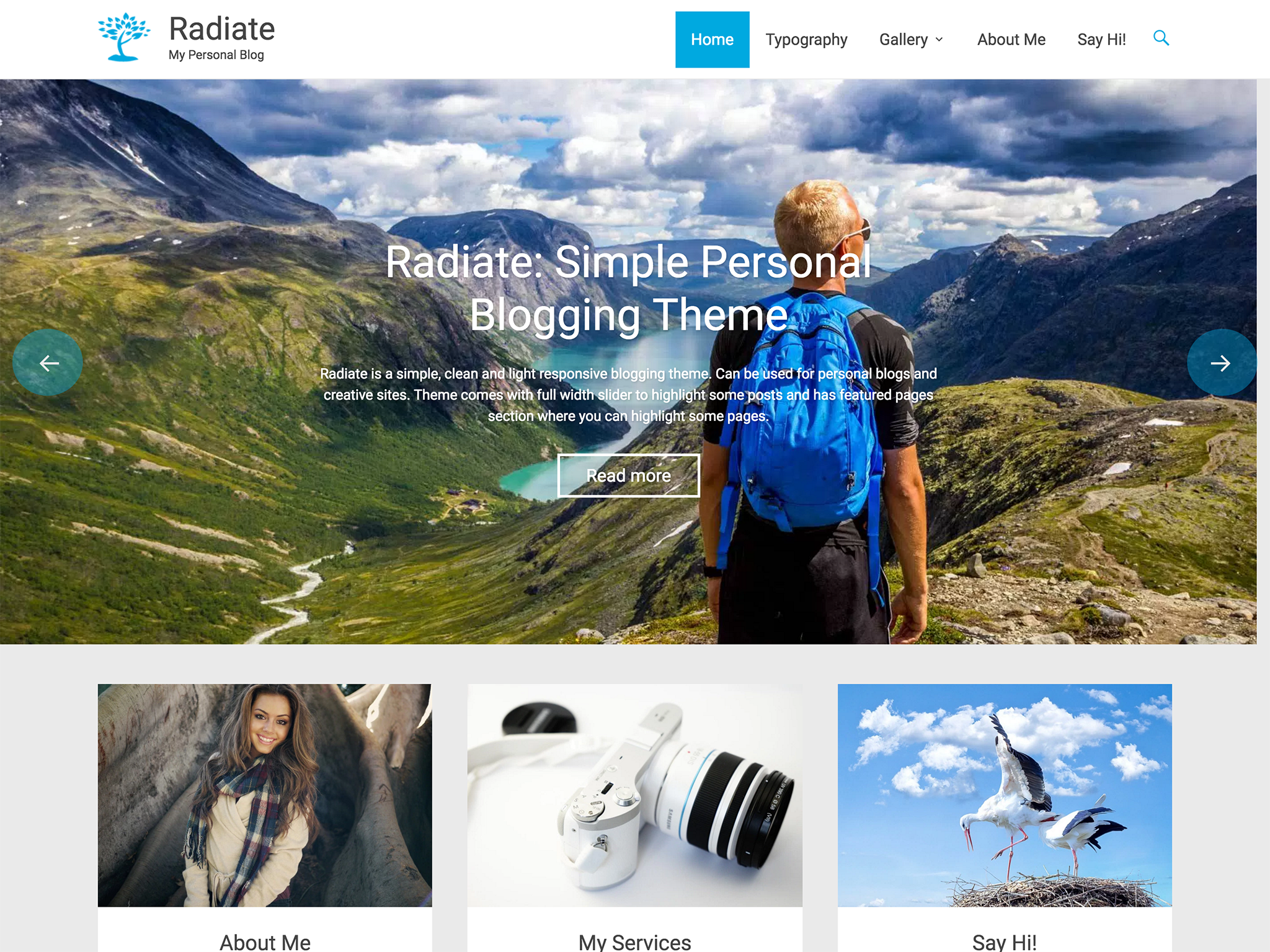 Imbalance 2 WordPress Theme