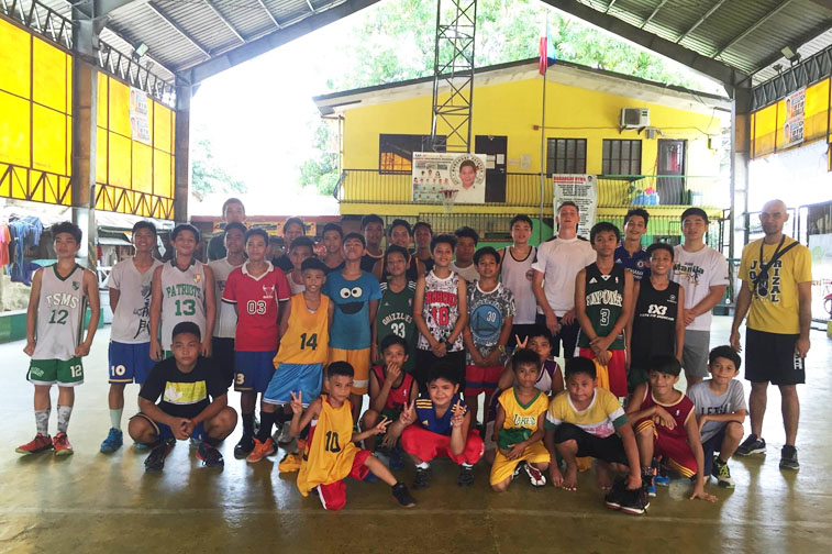 First Sports Clinic for Payatas